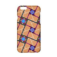 Overlaid Patterns Apple iPhone 6/6S Hardshell Case