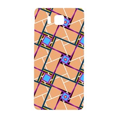 Overlaid Patterns Samsung Galaxy Alpha Hardshell Back Case