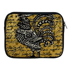 Vintage rooster  Apple iPad 2/3/4 Zipper Cases