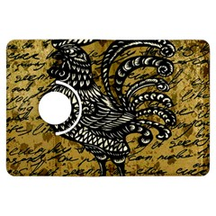 Vintage rooster  Kindle Fire HDX Flip 360 Case