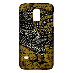 Vintage rooster  Galaxy S5 Mini