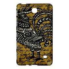 Vintage rooster  Samsung Galaxy Tab 4 (7 ) Hardshell Case