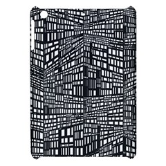 Recursive Subdivision Between 5 Source Lines Screen Black Apple iPad Mini Hardshell Case