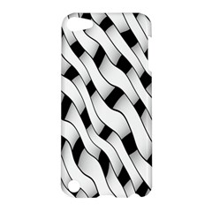 Black And White Pattern Apple iPod Touch 5 Hardshell Case
