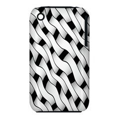 Black And White Pattern iPhone 3S/3GS