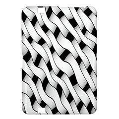 Black And White Pattern Kindle Fire HD 8.9