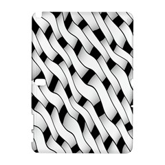 Black And White Pattern Galaxy Note 1