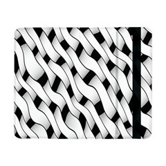 Black And White Pattern Samsung Galaxy Tab Pro 8.4  Flip Case