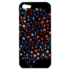 America Usa Map Stars Vector  Apple iPhone 5 Hardshell Case