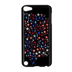 America Usa Map Stars Vector  Apple iPod Touch 5 Case (Black)