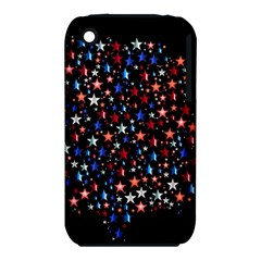 America Usa Map Stars Vector  iPhone 3S/3GS