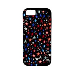 America Usa Map Stars Vector  Apple iPhone 5 Classic Hardshell Case (PC+Silicone)