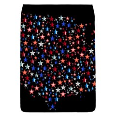 America Usa Map Stars Vector  Flap Covers (L)