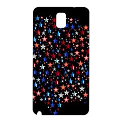 America Usa Map Stars Vector  Samsung Galaxy Note 3 N9005 Hardshell Back Case