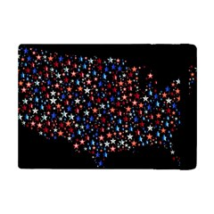 America Usa Map Stars Vector  iPad Mini 2 Flip Cases
