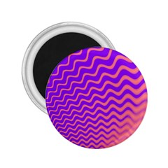 Pink And Purple 2 25  Magnets