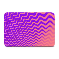 Pink And Purple Plate Mats