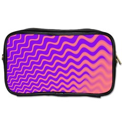 Pink And Purple Toiletries Bags