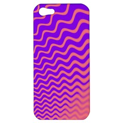 Pink And Purple Apple iPhone 5 Hardshell Case