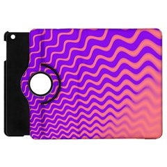 Pink And Purple Apple iPad Mini Flip 360 Case