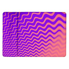 Pink And Purple Samsung Galaxy Tab 10 1  P7500 Flip Case