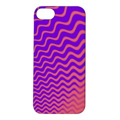 Pink And Purple Apple iPhone 5S/ SE Hardshell Case