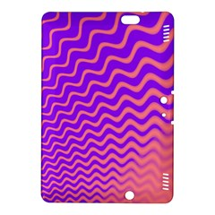 Pink And Purple Kindle Fire HDX 8.9  Hardshell Case