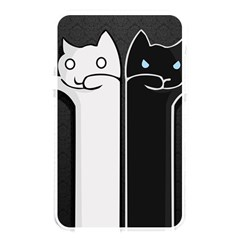 Texture Cats Black White Memory Card Reader