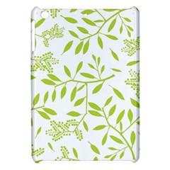 Leaves Pattern Seamless Apple iPad Mini Hardshell Case