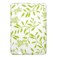 Leaves Pattern Seamless Kindle Fire HD 8.9