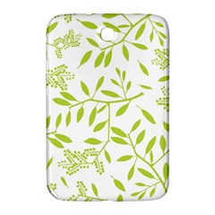 Leaves Pattern Seamless Samsung Galaxy Note 8.0 N5100 Hardshell Case
