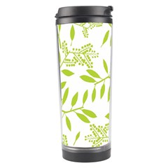 Leaves Pattern Seamless Travel Tumbler