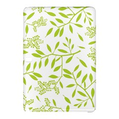 Leaves Pattern Seamless Samsung Galaxy Tab Pro 10.1 Hardshell Case