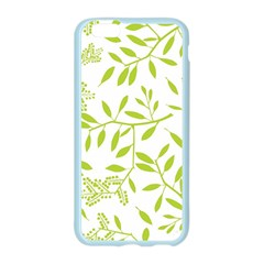 Leaves Pattern Seamless Apple Seamless iPhone 6/6S Case (Color)
