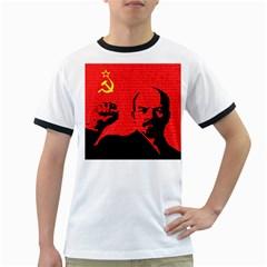 Lenin  Ringer T-Shirts