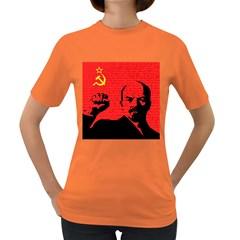 Lenin  Women s Dark T-Shirt