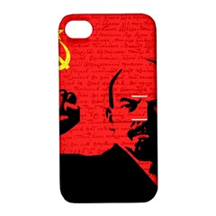 Lenin  Apple iPhone 4/4S Hardshell Case with Stand