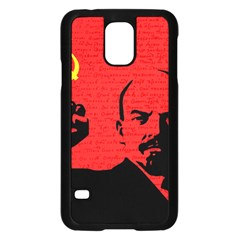 Lenin  Samsung Galaxy S5 Case (Black)
