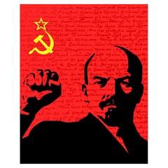 Lenin  Drawstring Bag (Small)