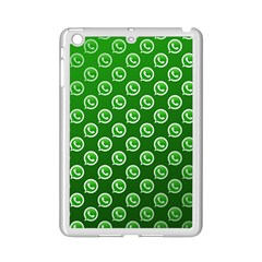 Whatsapp Logo Pattern iPad Mini 2 Enamel Coated Cases