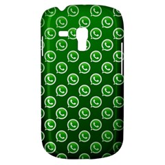 Whatsapp Logo Pattern Galaxy S3 Mini