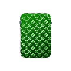 Whatsapp Logo Pattern Apple iPad Mini Protective Soft Cases
