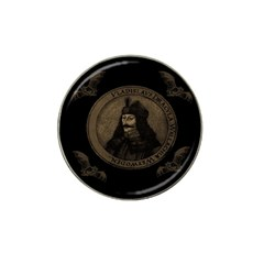 Count Vlad Dracula Hat Clip Ball Marker (4 pack)