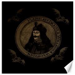 Count Vlad Dracula Canvas 16  x 16