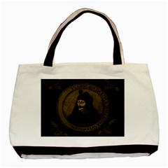Count Vlad Dracula Basic Tote Bag (Two Sides)
