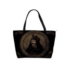 Count Vlad Dracula Shoulder Handbags