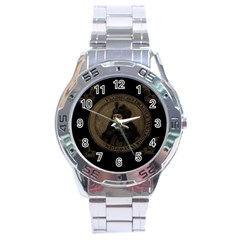 Count Vlad Dracula Stainless Steel Analogue Watch
