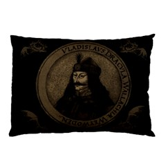 Count Vlad Dracula Pillow Case (Two Sides)