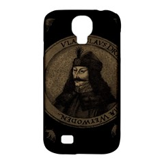 Count Vlad Dracula Samsung Galaxy S4 Classic Hardshell Case (PC+Silicone)