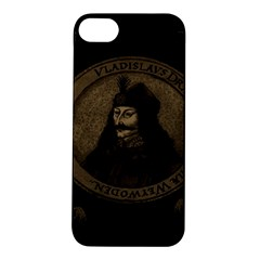 Count Vlad Dracula Apple iPhone 5S/ SE Hardshell Case